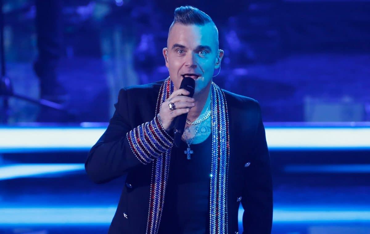 """Robbie Williams: """"Ich besuche andere Leute, um in ihre Pools zu pinkeln"""""""