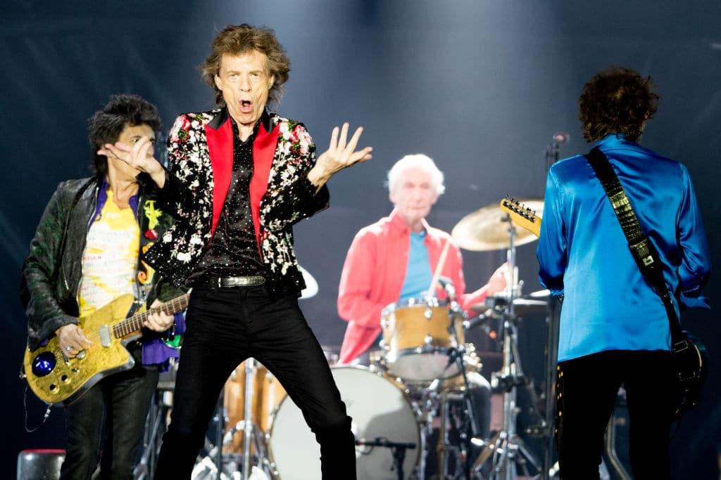 Rolling Stones wollen Trump verklagen, weil er im Wahlkampf ihren Song spielt