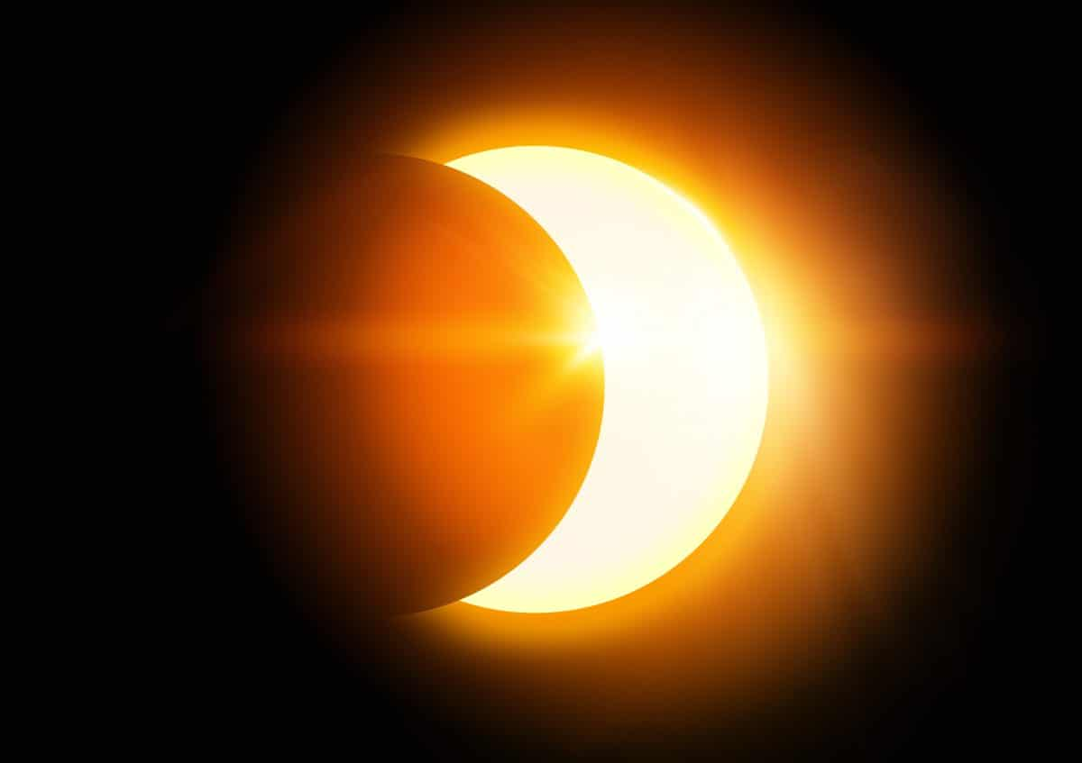 Ringförmige Sonnenfinsternis über Afrika und Asien: Seltener Anblick