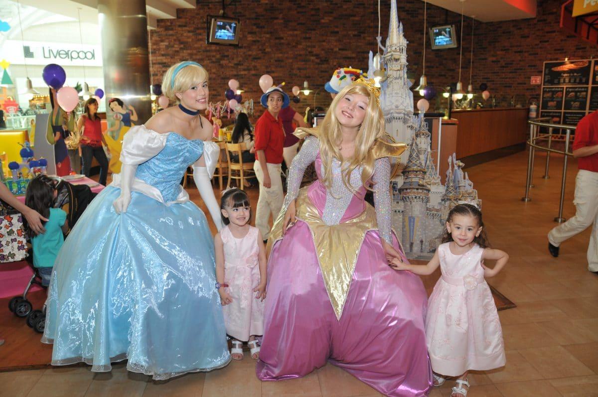 So süß würden die Kinder der Disney-Prinzessinnen aussehen