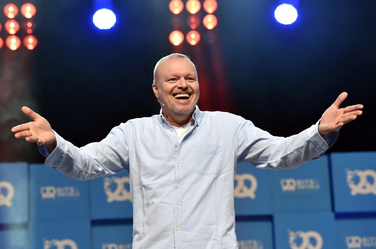 Stefan Raab startet TV-Comeback mit neuer Gesangsshow