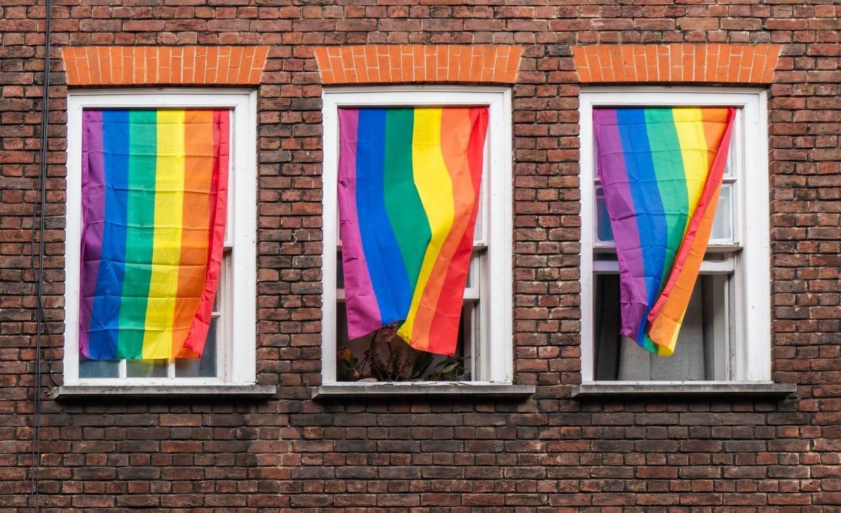 """Wien veranstaltet am 13. Juni eine """"Fensterlparade"""" als Zeichen gegen Homophobie"""
