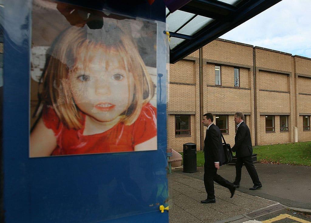 Fall Maddie: Mehr Details über Verdächtigen veröffentlicht