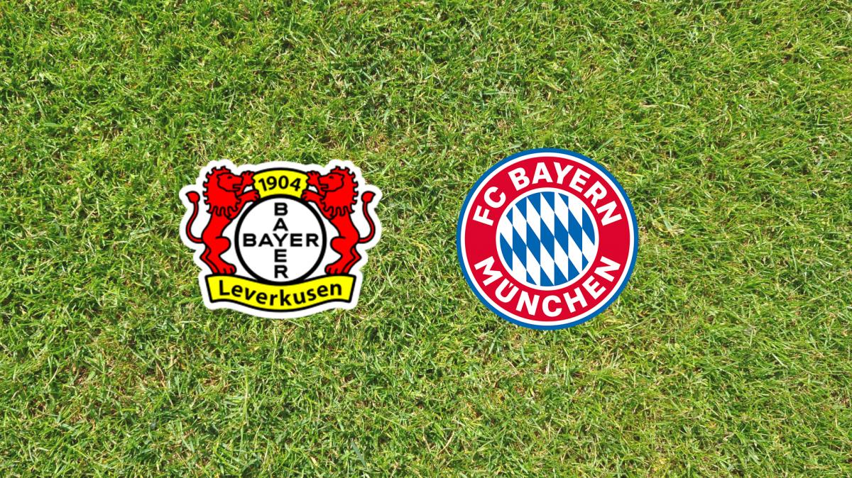 Bayer Leverkusen – Bayern München: Livestream & live TV-Übertragung