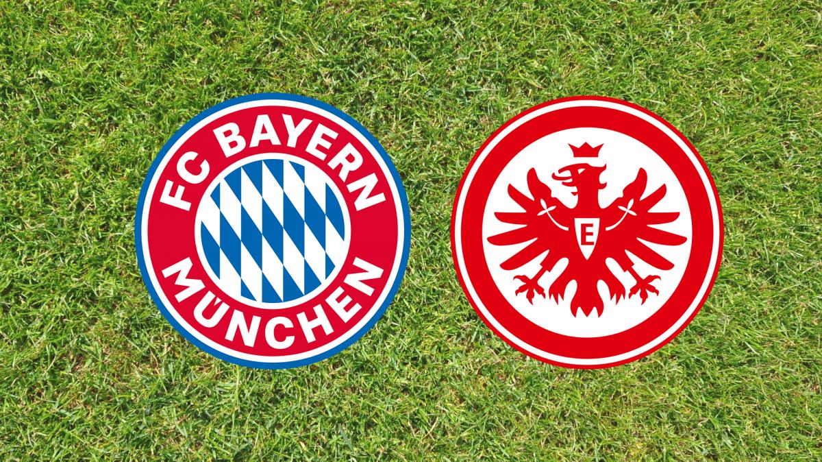 DFB Pokal live: Bayern vs. Frankfurt im Livestream & TV