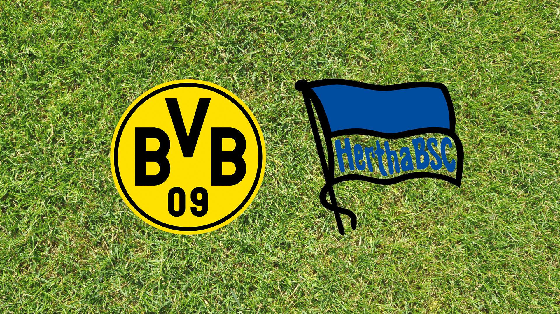 Dortmund Hertha 2020