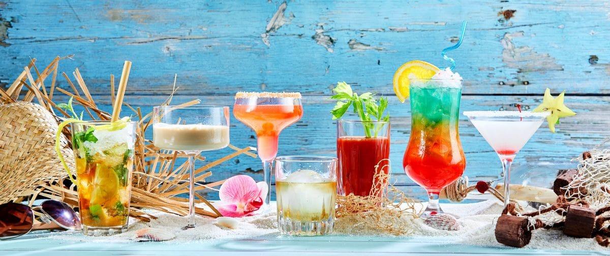 6 Mocktail-Rezepte für deine Sommer-Party