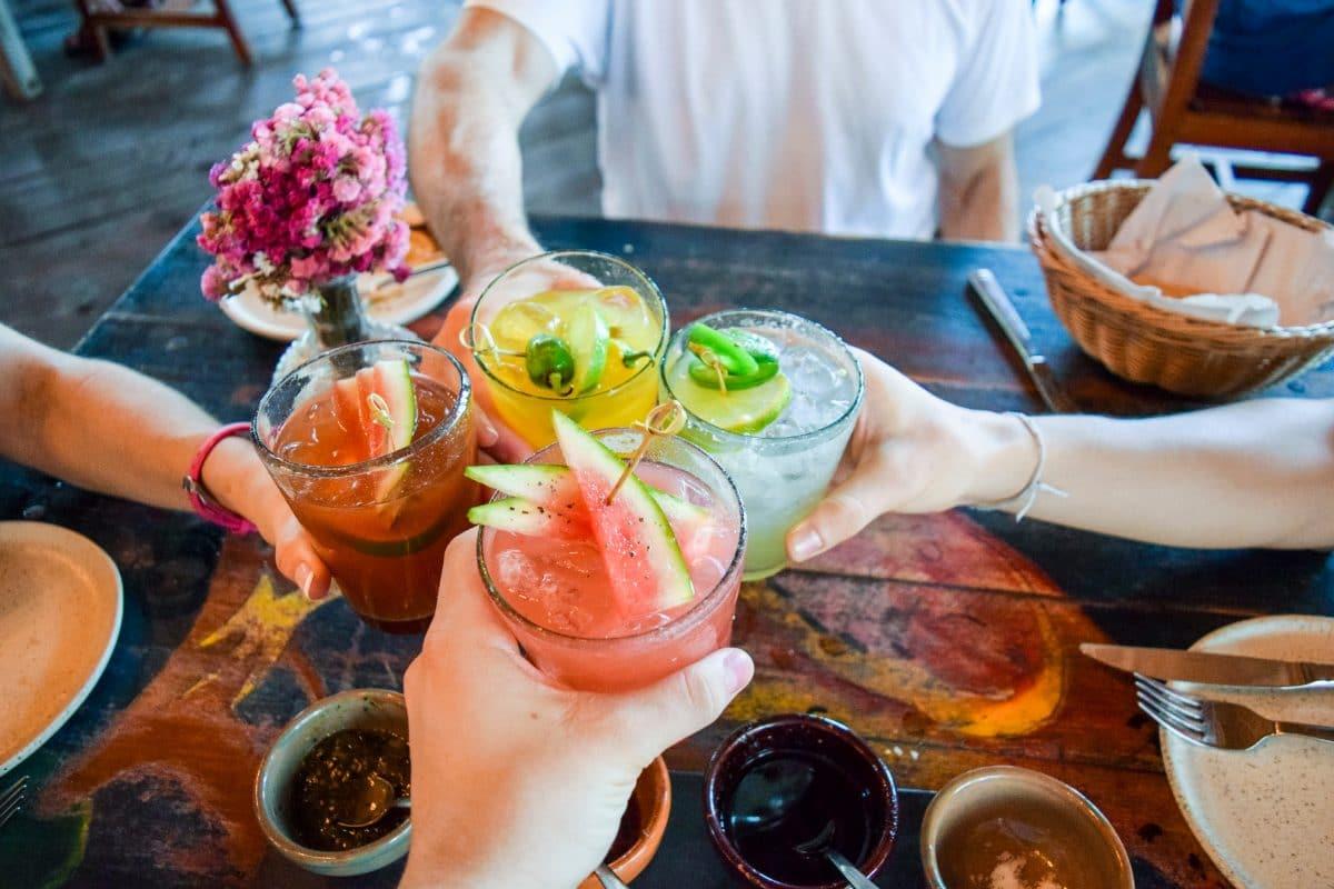 5 erfrischende Wodka-Cocktails mit nur 2 Zutaten