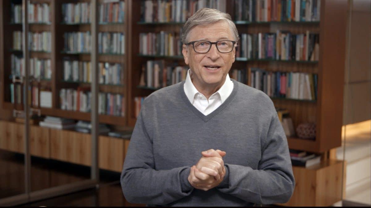 Bill Gates äußert sich  zu Verschwörungstheorien