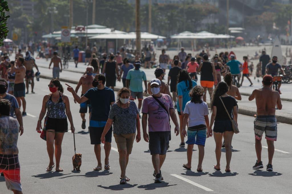 Brasilien verzeichnet fast 70.000 Corona-Neuinfektionen binnen 24 Stunden