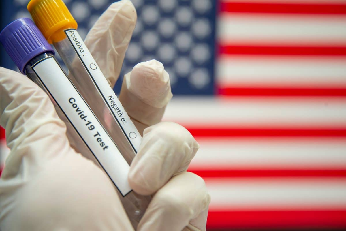 Neuinfektionen Usa