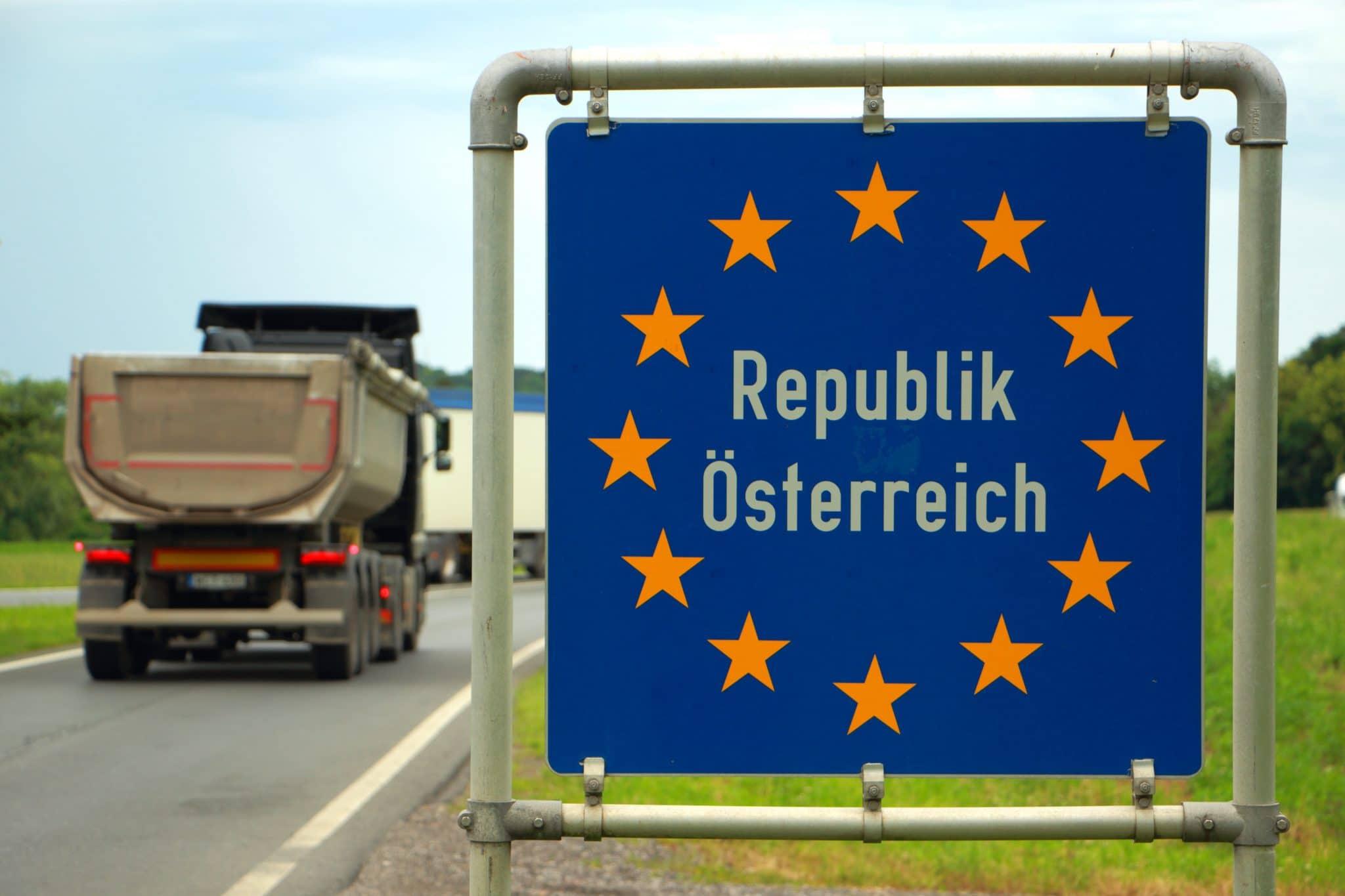 Diese Einreisebestimmungen für Österreich gelten ab heute