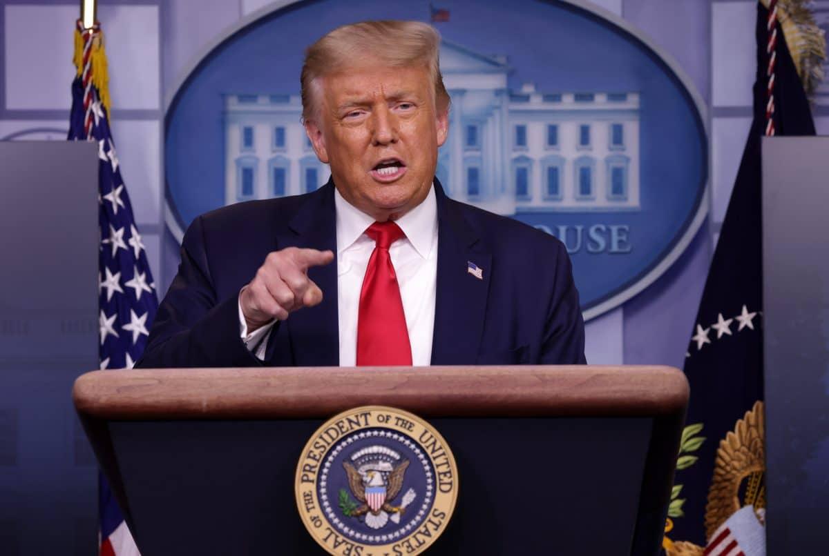 """Donald Trump klagt über sinkende Popularität: """"Niemand mag mich"""""""