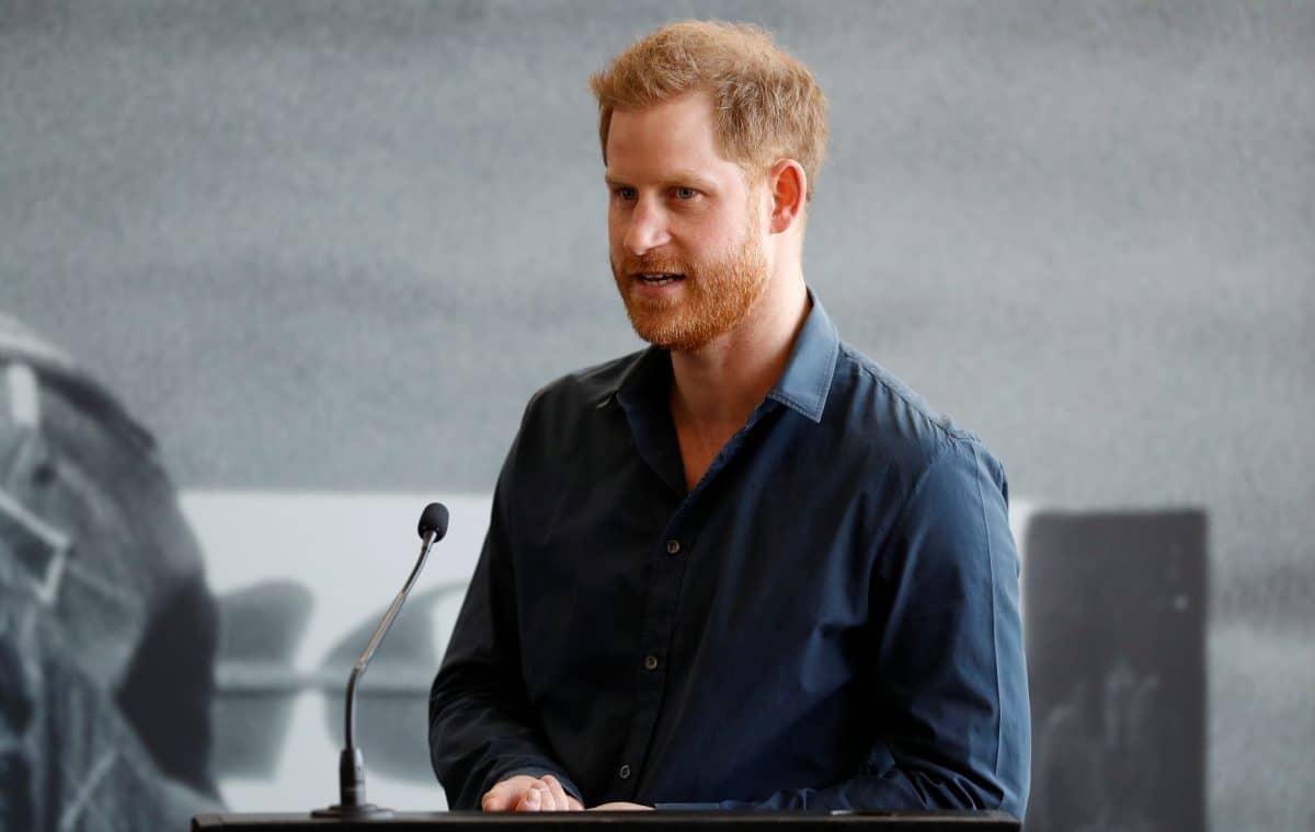 """Prinz Harry: """"Systematischer Rassismus hat keinen Platz in unserer Gesellschaft"""""""