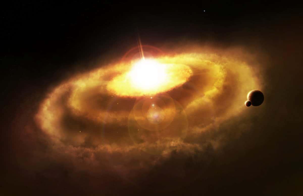 Forscher entdecken aktiven Feuerring auf der Venus