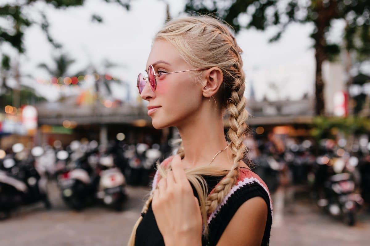 Diese Frisuren sind perfekt für die heißen Sommertage