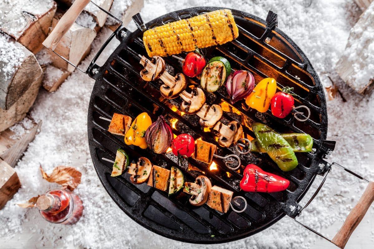 5 Rezepte für eine fleischlose Grill-Party
