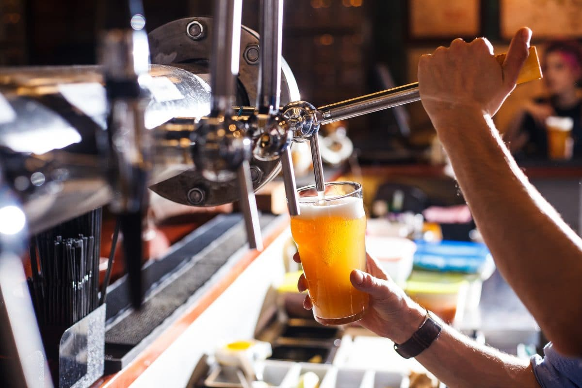 Hamburg droht nach zu wilden Partys mit Alkoholverbot