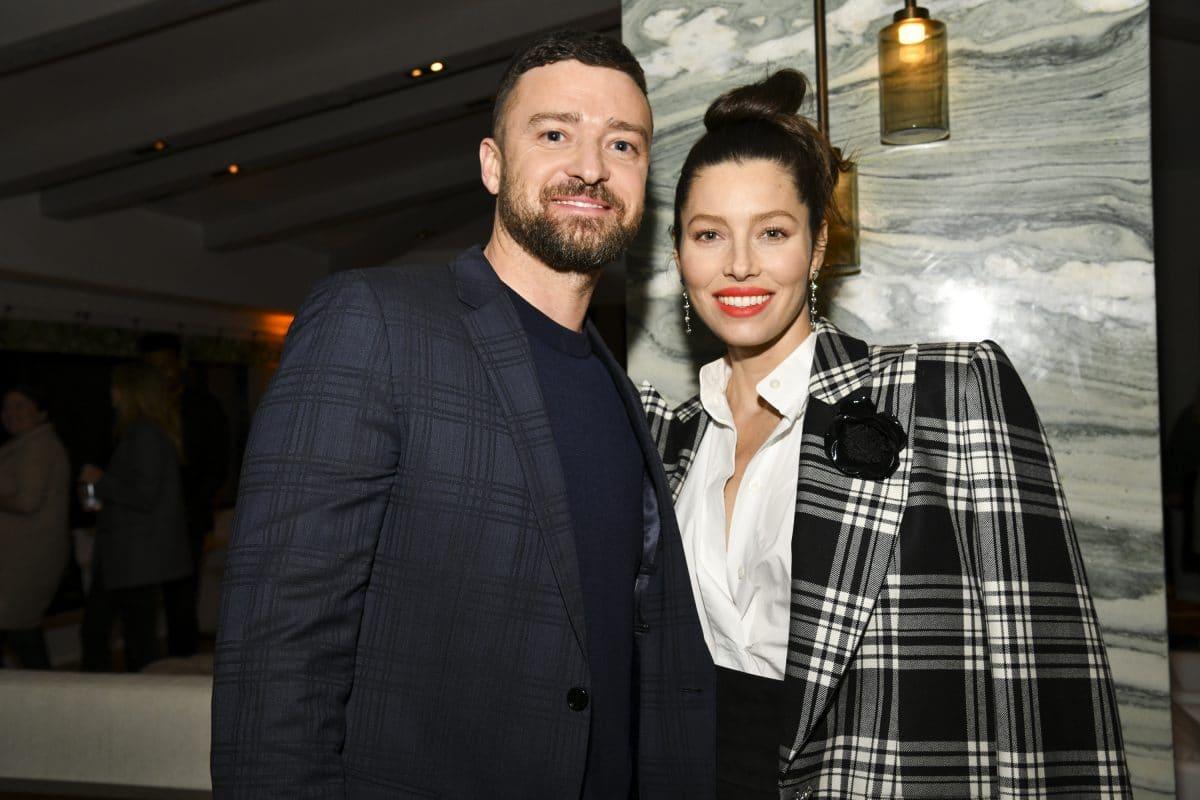 Geheime Schwangerschaft: Justin Timberlake & Jessica Biel sind wieder Eltern
