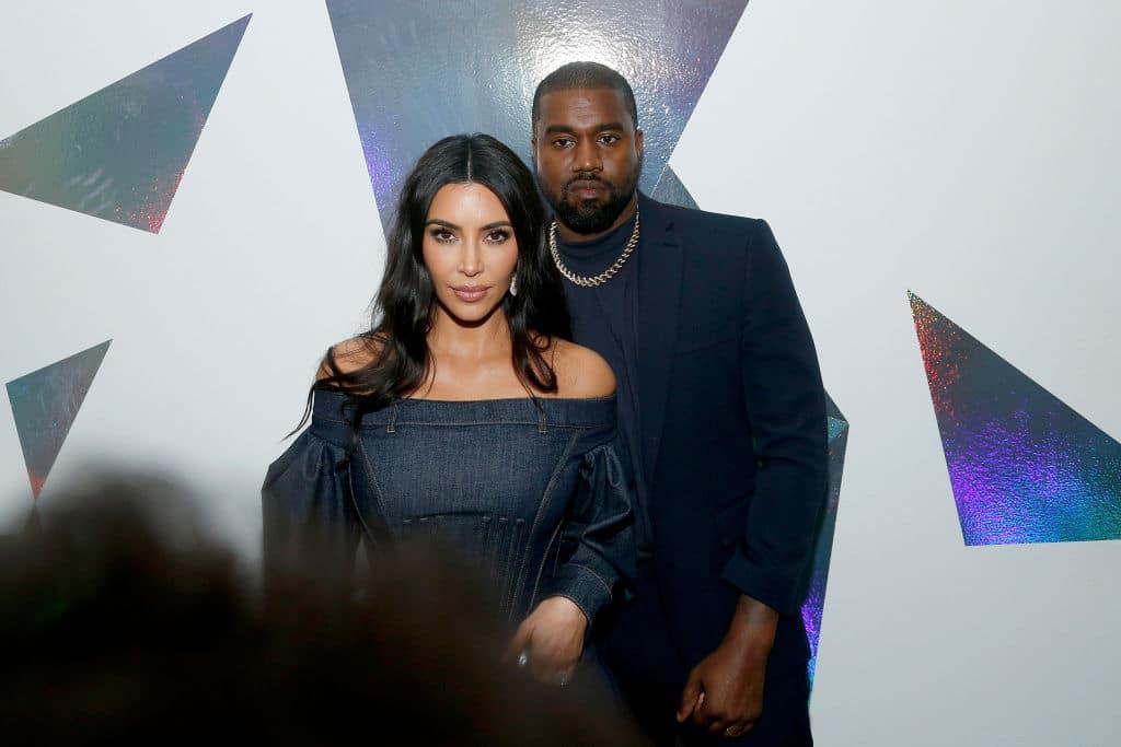 Kanye West entschuldigt sich bei Kim Kardashian