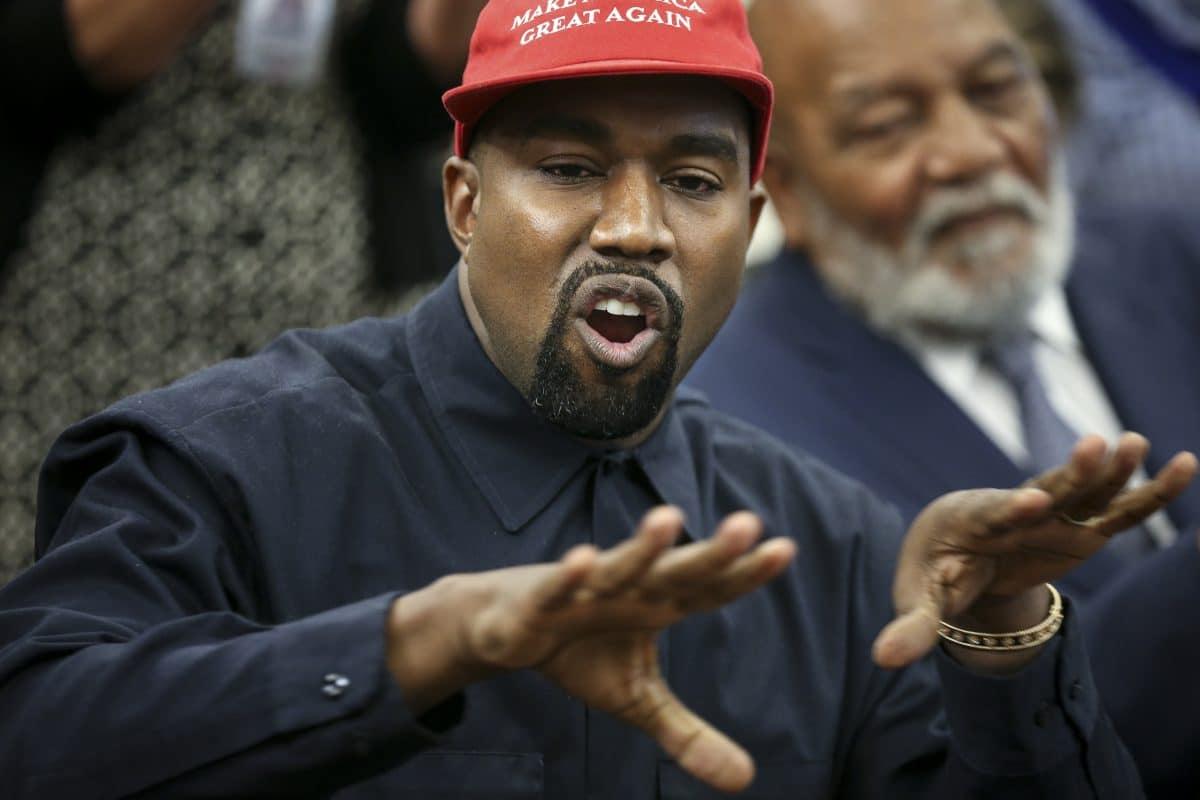 Kanye West wegen Angstzuständen in  Notaufnahme