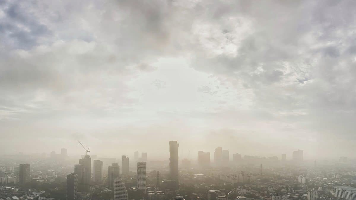 Studie: Luftverschmutzung senkt die Lebenserwartung um fast 2 Jahre