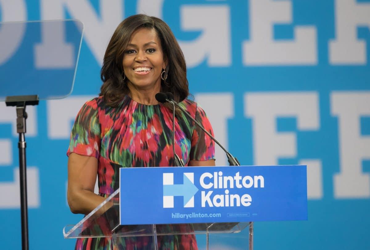 Michelle Obama bekommt eigenen Podcast auf Spotify