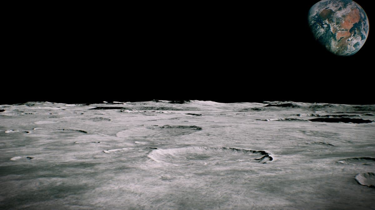 Forscher lösen Rätsel um grünen Schleim am Mond