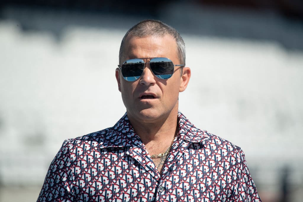 Robbie Williams von Dieben mit Enthauptung bedroht