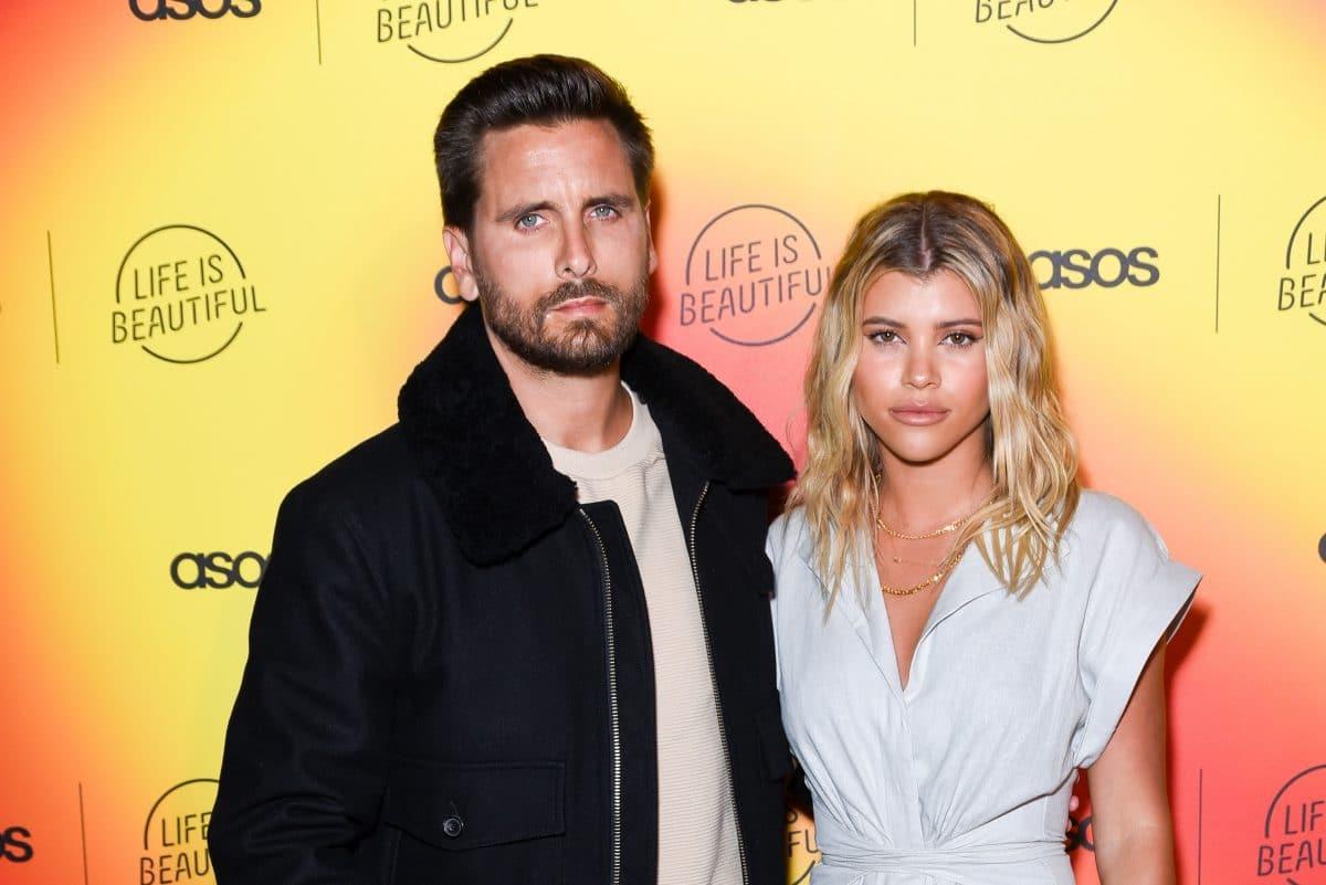 Scott Disick und Sofia Richie sind angeblich wieder zusammen
