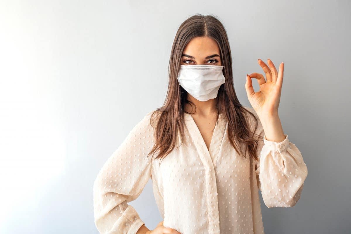 Selbsttest: Wie gut schützt deine Schutzmaske?