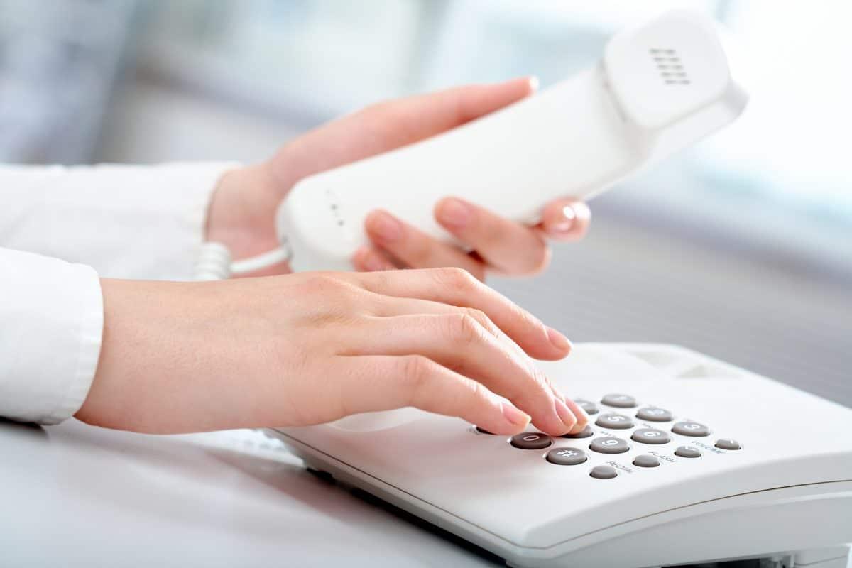 Telefonische Krankmeldung ab September nicht mehr möglich