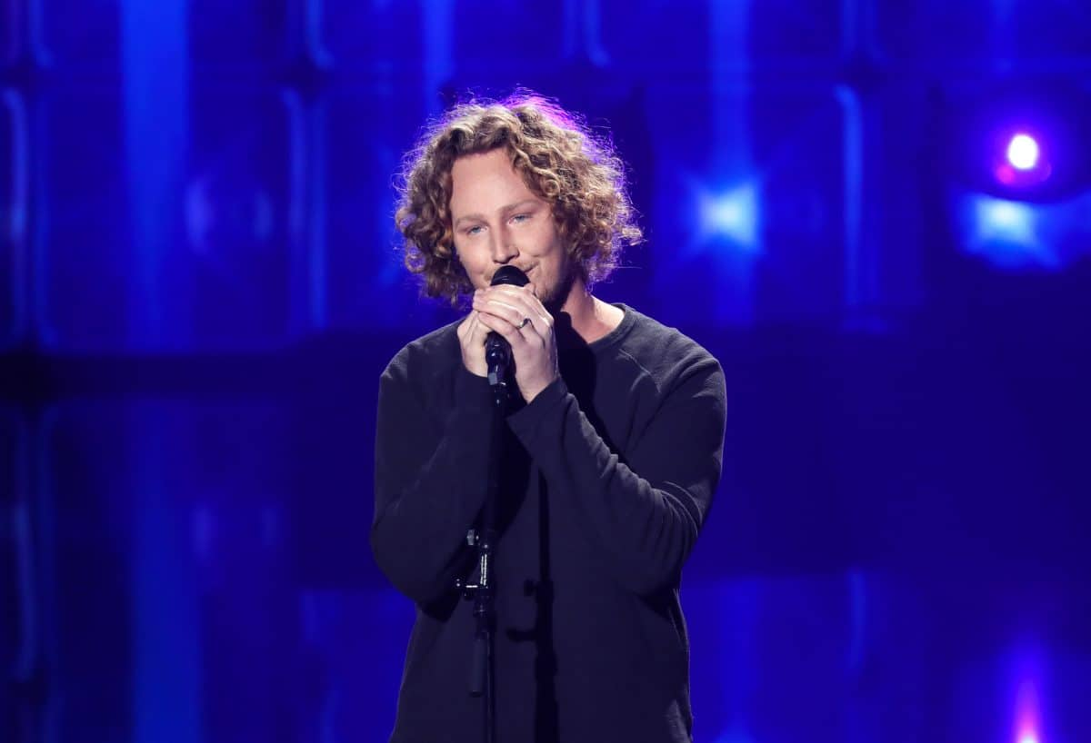 """The Voice of Germany"": Michael Schulte wird neuer Coach"