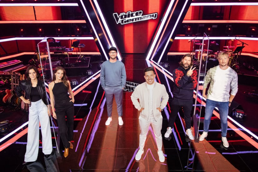 """""""The Voice of Germany"""": Diese sechs Coaches sind ab Herbst dabei"""
