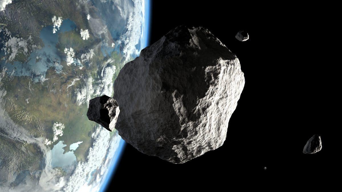 """Asteroid """"2011 ES4"""" kommt der Erde am 1. September sehr nahe"""