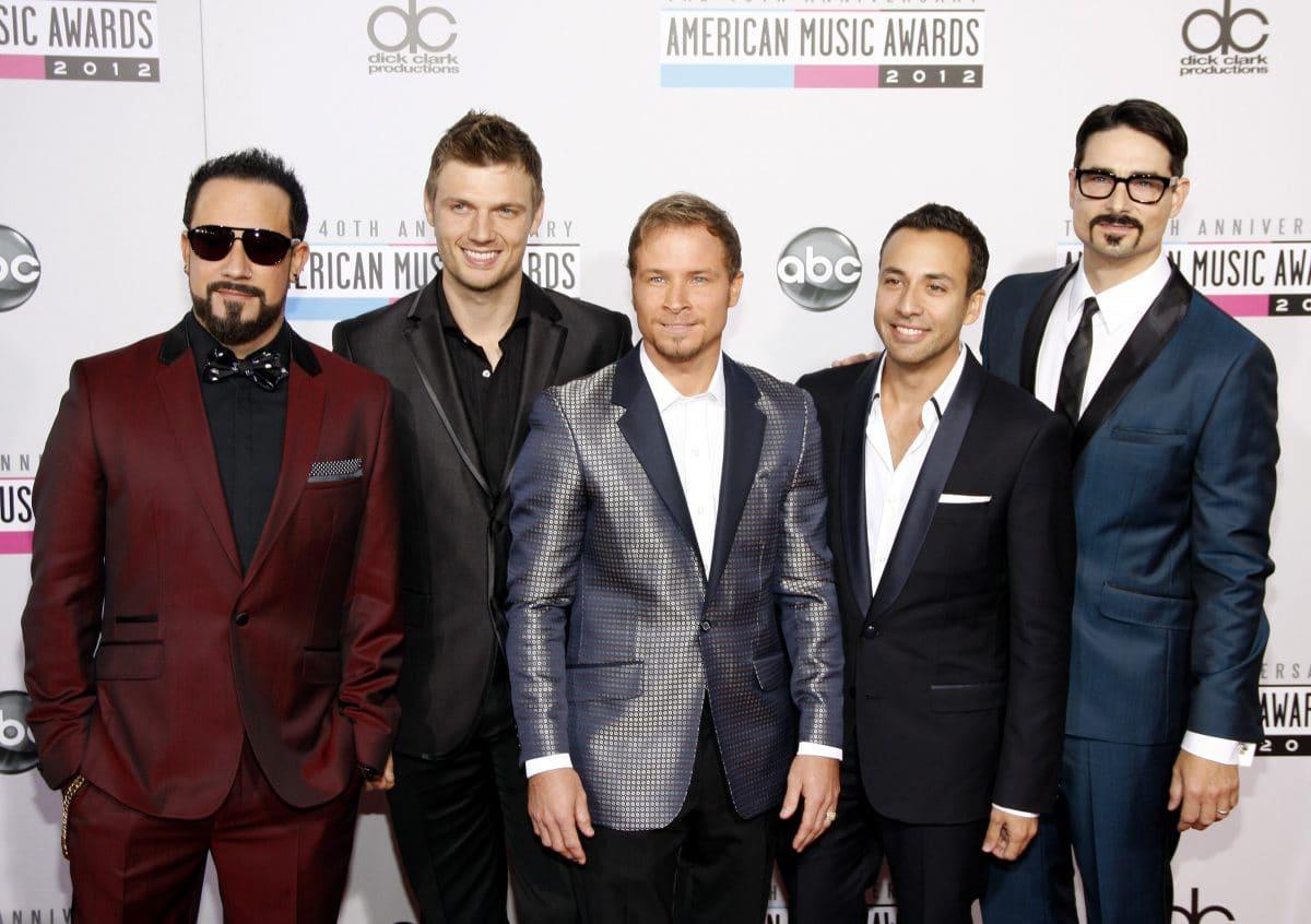 Backstreet Boys starten eigene Radio-Show über ihre Zeit als Band