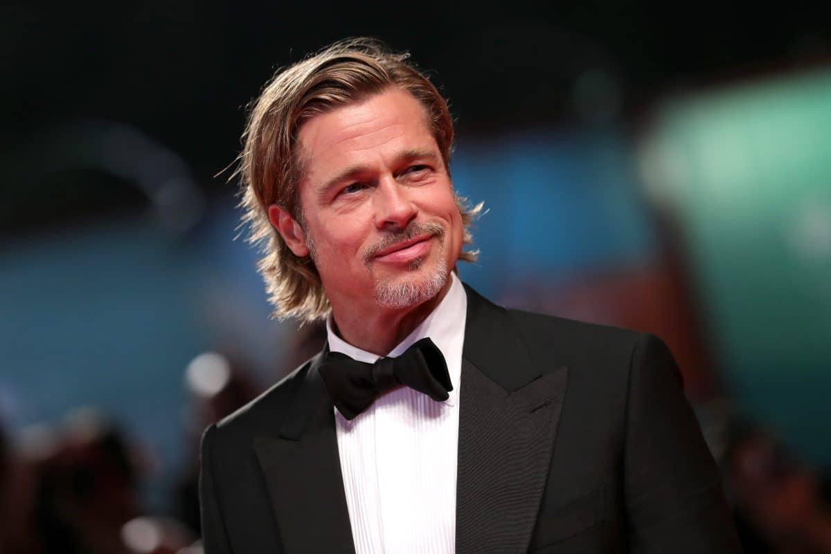 Datet Brad Pitt dieses deutsche Model?