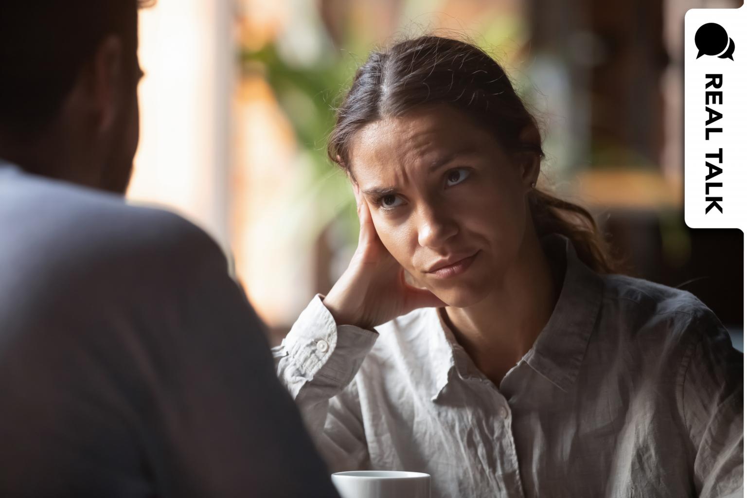 Deshalb habe ich meinen Ex gebeten, mir über die Trennung
