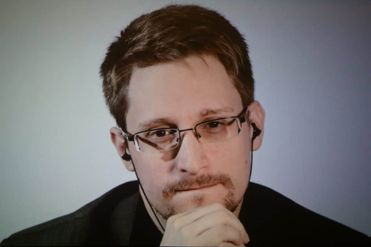 Trump denkt über Begnadigung von Edward Snowden nach