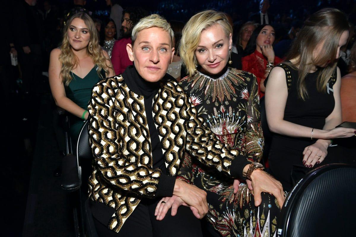 Ehefrau von Ellen DeGeneres äußert sich zu den schweren Vorwürfen
