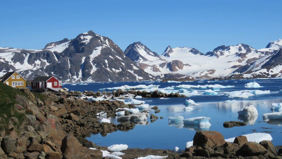Eisschmelze in Grönland ist laut Studie unumkehrbar