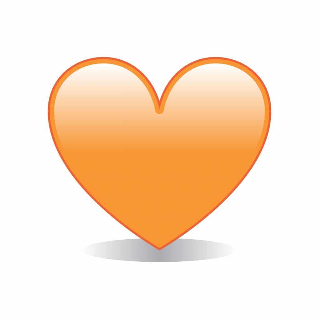 Herz bei was whatsapp rote das bedeutet 💕 Zwei