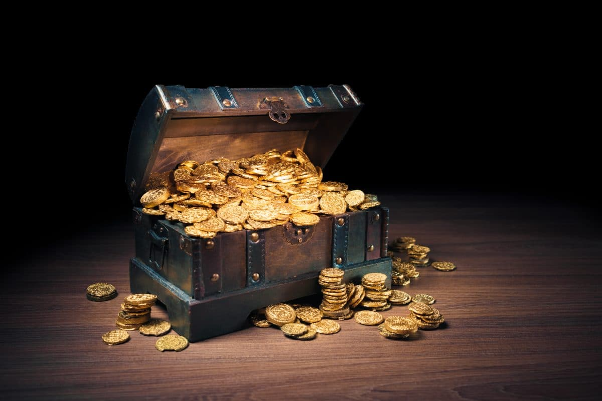 Jugendliche finden tausend Jahre alten Goldschatz