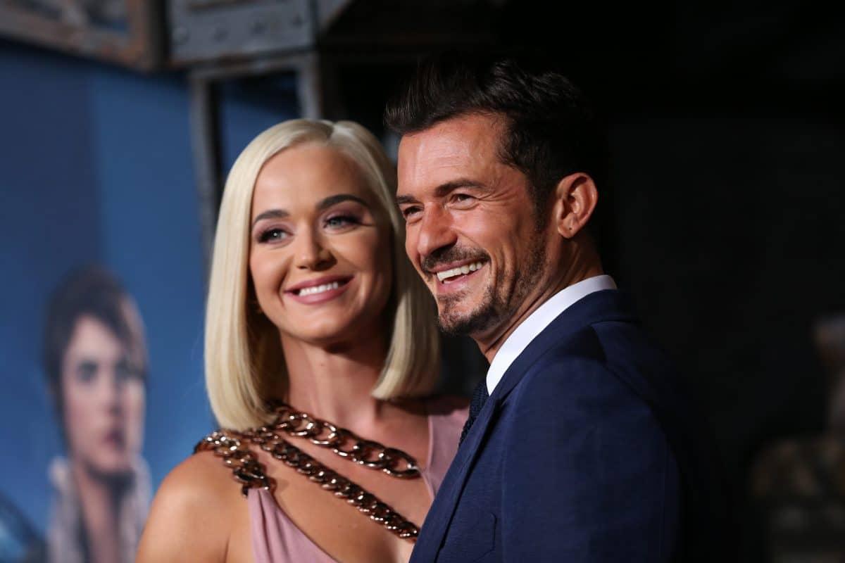 Katy Perry & Orlando Bloom: So sollte ihr Baby eigentlich heißen