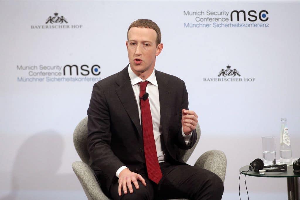 Mark Zuckerberg ist jetzt Centimilliardär