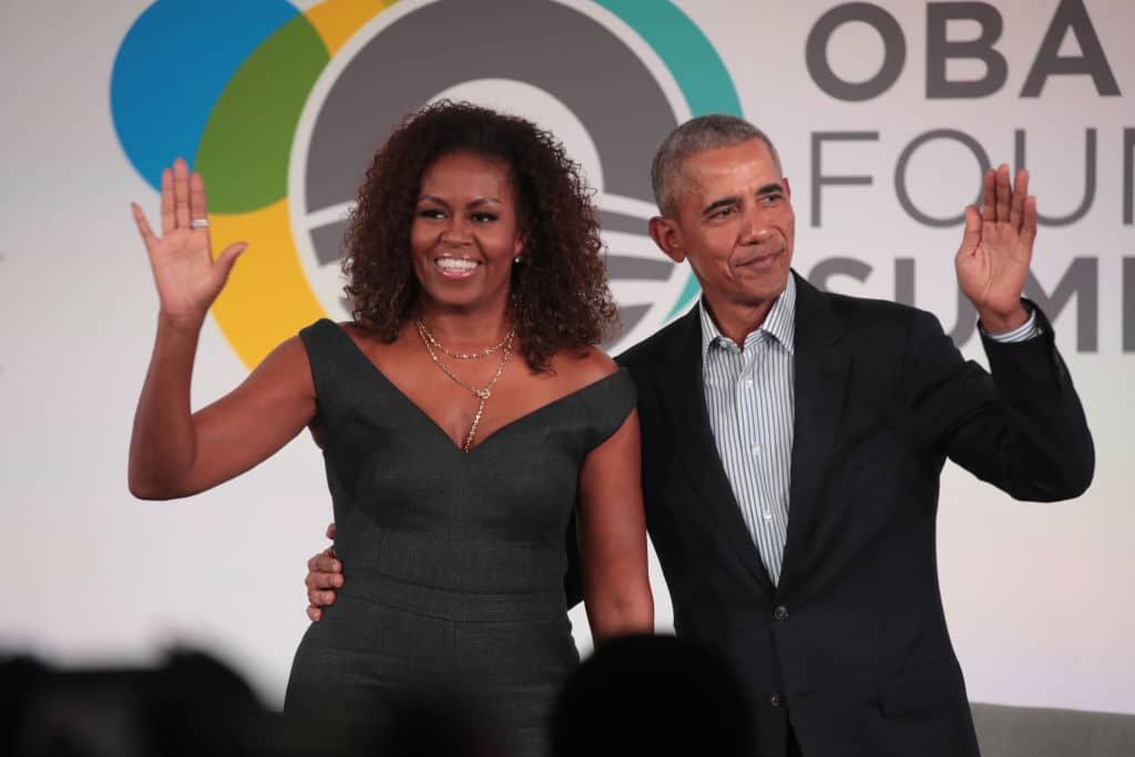 """Michelle Obama kritisiert US-Regierung: """"Erschöpfend, wenn Schwarze entmenschlicht werden"""""""