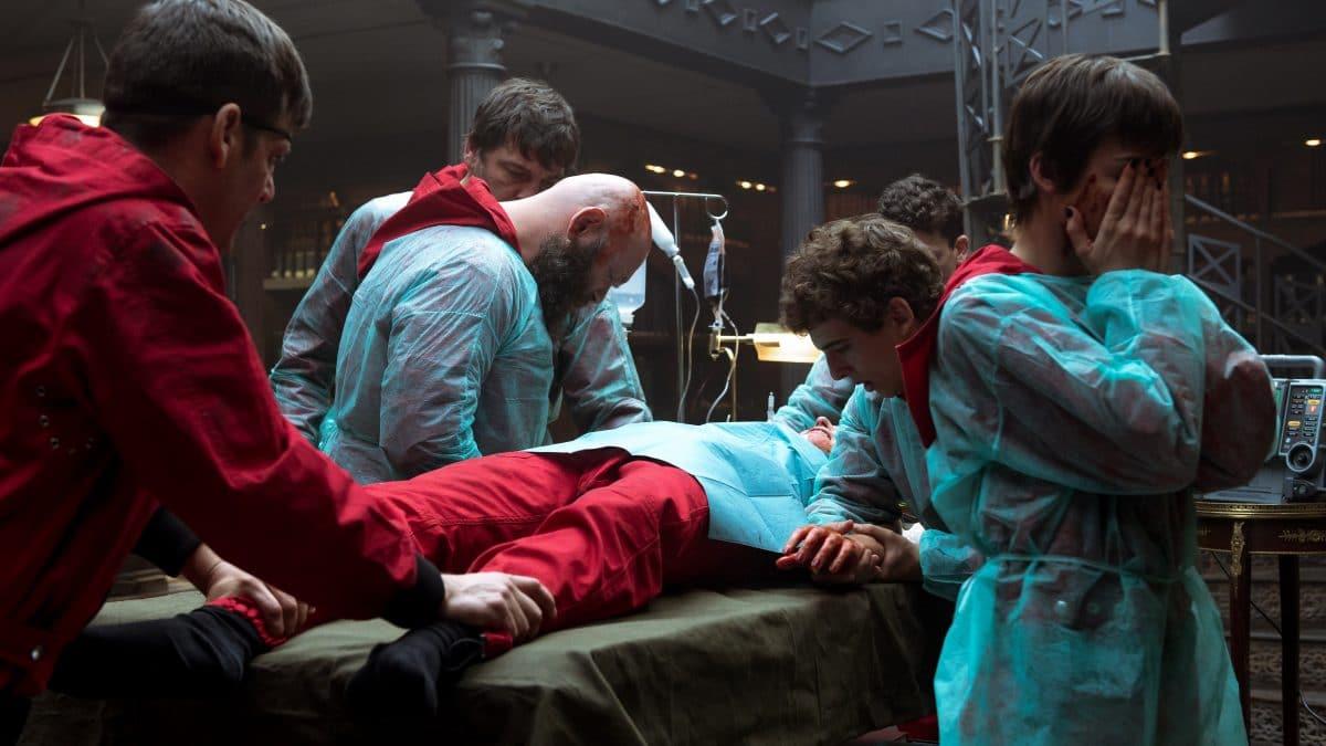 """Netflix bestätigt fünfte und finale Staffel von """"Haus des Geldes"""""""