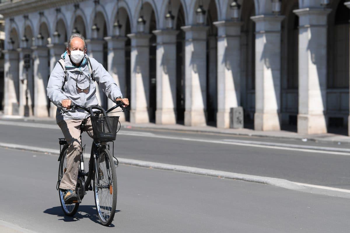 Maskenpflicht im Freien ab sofort in ganz Paris