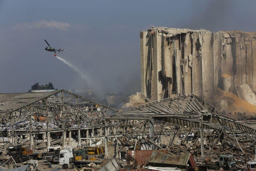 #PrayForBeirut: Schwere Explosionen führen zur Solidarität mit krisengebeuteltem Libanon