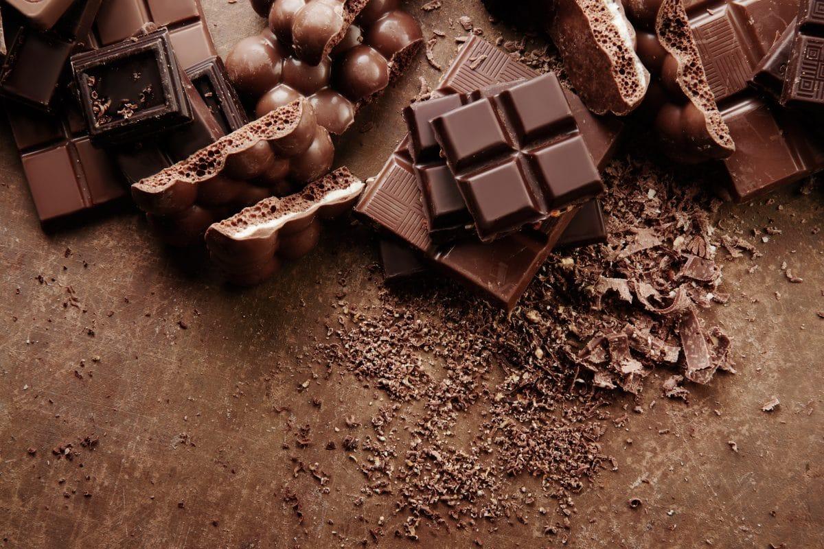 Es gibt gesunde Schokolade aus Abfallprodukten